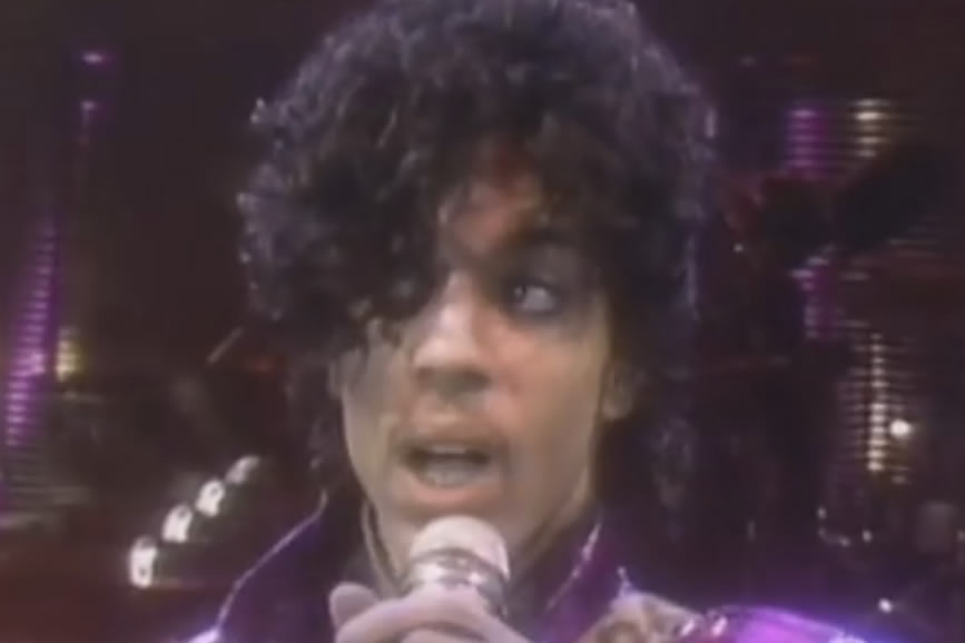 Prince official 1999 video
